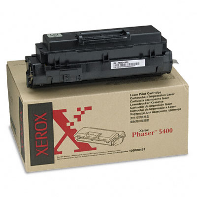 Xerox 106R00461 (106R461) Black Laser Toner Cartridge