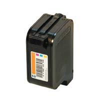 HP 17 C6625AN  Tri-Color Inkjet Cartridge Remanufactured