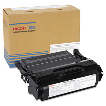 IBM/Ricoh Infoprint 1832 / 1852 / 1872 High Yield Toner Cartridge -39V2513