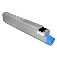 Okidata 52124004 Remanufactured Black Toner Cartridge