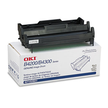 Okidata 42102801 Black Printer Drum