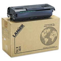 Lanier 491-0267 ( 4910267 ) Black Laser Toner Cartridge