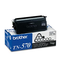 Brother TN570 High Capacity Laser Toner Cartridge