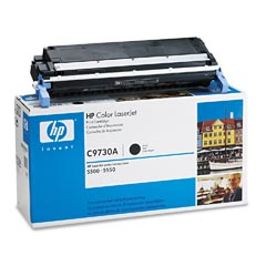HP C9730A (HP 30A) Black Laser Printer Cartridge