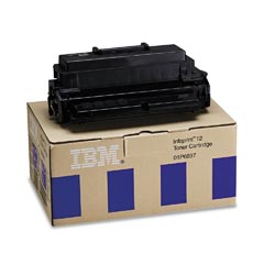 IBM 01P6897 Black Laser Toner Cartridge