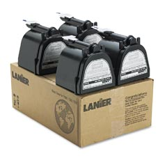 Lanier 117-0224 Copier Toner Cartridges (4 / Pack)