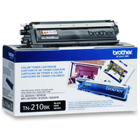 Brother TN-210BK Black Toner Cartridge